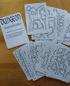 AHG6181-101 Dungeon Encounters Cards