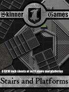Skinner Games - Stairs and Platforms