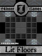 Skinner Games - Lit Floors