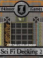 Skinner Games - Sci Fi Decking 2