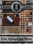 Skinner Games - Post Apocalypse Store
