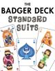 The Badger Deck, Basic Set