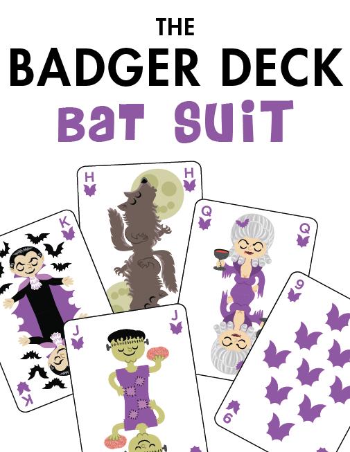The Badger Deck, Bat Suit