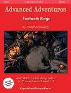 Advanced Adventures #28: Redtooth Ridge