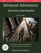 Advanced Adventures #29: The Doom of Red Rauthim