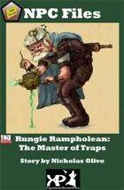 NPC Files: Rungie Rampholean