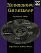 Lands of Nevermore: Gazetteer