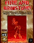 Lava Rules! Fire and Brimstone