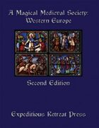 A Magical Medieval Society: Western Europe Second Edition