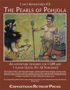 1 on 1 Adventures #13: The Pearls of Pohjola