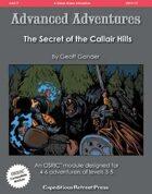 Advanced Adventures #19: The Secret of the Callair Hills