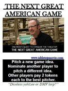 WGE promo Great American Game
