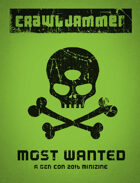 Crawljammer: Most Wanted