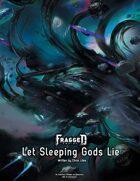 Fragged Empire Adventure - Let Sleeping Gods Lie