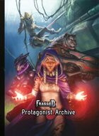 Fragged Empire - Protagonist Archive 1