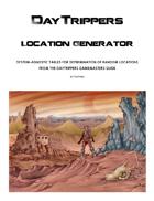 DayTrippers Location Generator