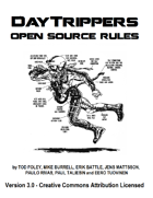DayTrippers Open Source Rules