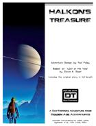 Halkon's Treasure - a DayTrippers Adventure