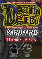 Death Derby: Barnyard Theme Deck