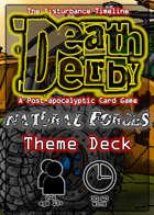 Death Derby: Natural Forces Theme Deck