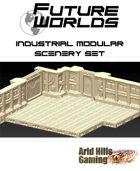 Future Worlds:  Industrial Modular Scenery Set