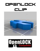 OpenLOCK clip