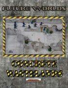 Future Worlds: Concrete Wastelands