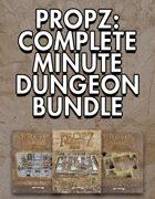 Propz: Complete Minute Dungeon [BUNDLE]