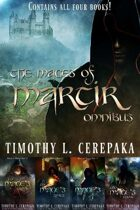 The Mages of Martir Omnibus