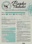 Bardos y baladas (edición en castellano)