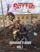 Rotted Capes - Survivor's Guide, vol. I