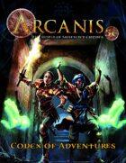 Arcanis 5E - Codex of Adventures, vol. I