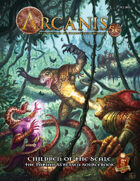 Arcanis 5E - Children of the Scale