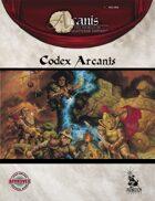 Codex Arcanis