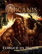 Forged in Magic - Arcanis RPG