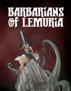 Barbarians of Lemuria: Mythic Edition