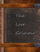 The Lost Grimorie W/Hero Designer Files