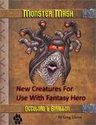Monster Mash - Occulord & Girallon