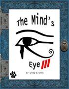 The Mind's Eye III