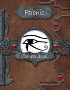 Psionic Compendium