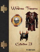 Wondrous Treasure Collection 3