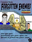 Forgotten Enemies #1