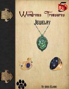 Wondrous Treasure #1 - Jewelry