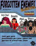 Forgotten Enemies #2