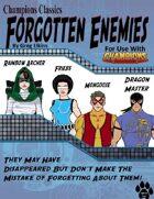 Forgotten Enemies #03