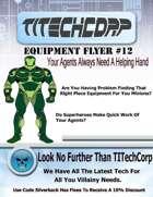 TITechCorp Flyer #12 - Shrieker