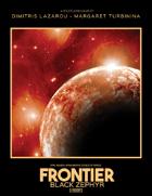 FRONTIER - Black Zephyr