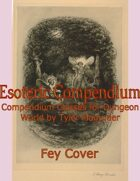 Esoteric Compendium (Dungeon World)