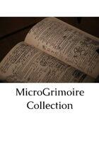 MicroGrimoire Collection