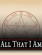 All That I Am - Contract